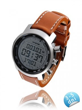 Suunto Elementum Terra Brown Leather Light