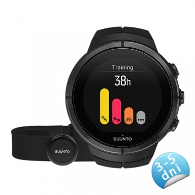 Suunto Spartan Ultra All Black Titanium GPS HR