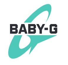 logo casio Baby G