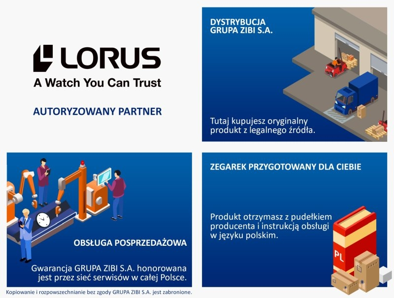 Lorus certyfikat